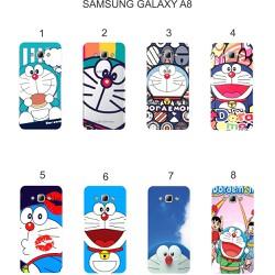 Ốp lưng Samsung Galaxy Note 5 dẻo in hình Doraemon