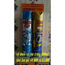 xịt côn trùng và muỗi ARS Thái lan