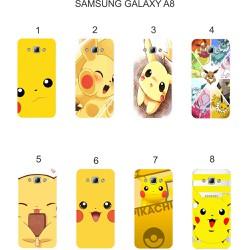 Ốp lưng Samsung Galaxy Note 5 dẻo in hình Pikachu