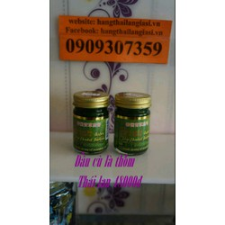 dầu cù là thơm Thái lan