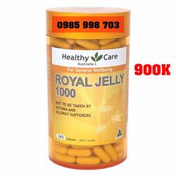 Sữa Ong Chúa Royal Jelly Úc