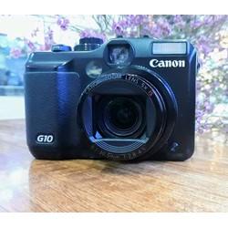 Máy ảnh Powershot G10 qua sử dụng