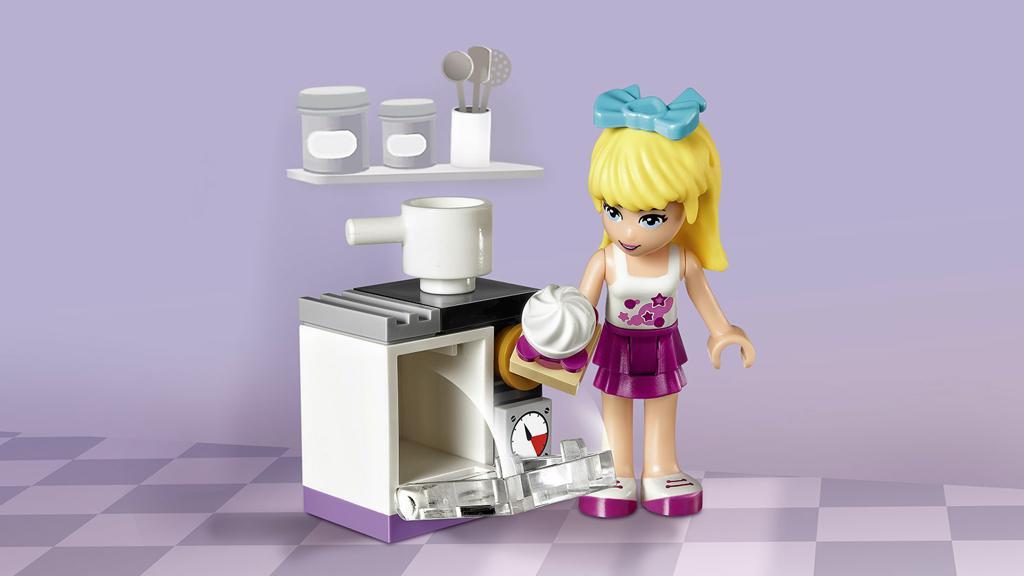LEGO Tự Làm Bánh Với Stephanie vnhobbyshop