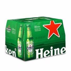 Bia Heineken Pháp 20 chai 250ml