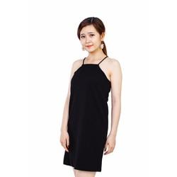 Đầm suông hai dây xinh xắn cao cấp