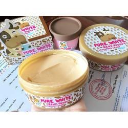 Kem Body sáp dẻo yaourt Pure White
