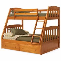 giường 2 tầng trẻ em Logan