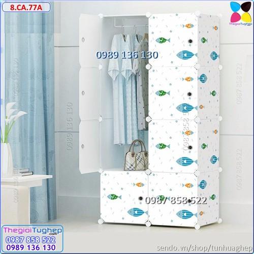 Tủ nhựa lắp ráp đa năng - 4294626 , 5756496 , 15_5756496 , 649000 , Tu-nhua-lap-rap-da-nang-15_5756496 , sendo.vn , Tủ nhựa lắp ráp đa năng