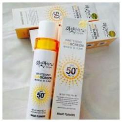 Kem Dưỡng Da Chống Nắng Whitening Sunscreen Hàn Quốc SPF 50