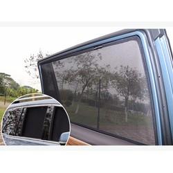 Bộ rèm che nắng nam châm cho xe Toyota Vios đời 2008 -2017