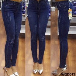 Quần jean nữ nhiều mầu nhiều size