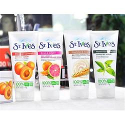 Sữa rửa mặt ngăn ngừa mụn đầu đen STIVES