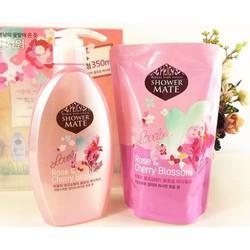 Bộ Sữa Tắm Shower Mate Body Wash