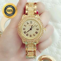 Đồng hồ nữ đẹp giá rẻ đính đá sang trọng