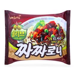 combo 5 gói Mì tương đen Samyang Hàn Quốc 140g