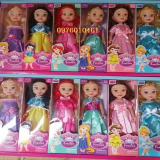 Búp bê cho bé - búp bê bé gái - 0976010461 thumbnail
