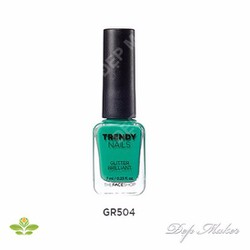 Trendy Nails GR501 Mint Paper