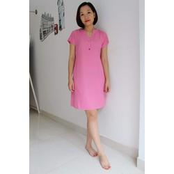 Đầm bầu công sở mặc đến lúc sinh