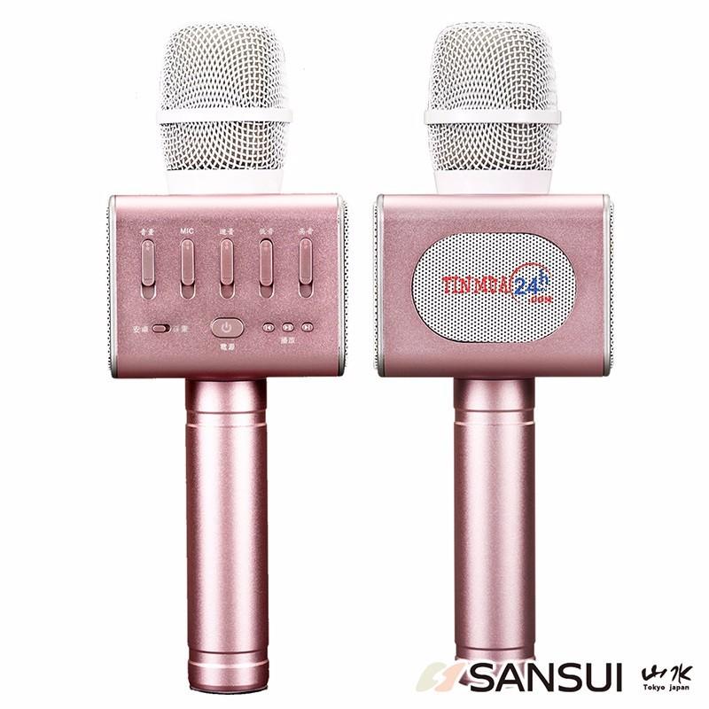 MIC KARAOKE 3IN1 SANSUI K66 4