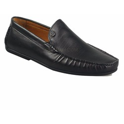 Giày mọi thời trang mẫu 2017 màu đen mới về mã GM120020D