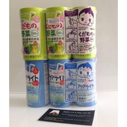 Nước ép hoa quả tổng hợp Wakodo Nhật bản cho các bé