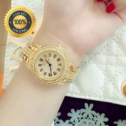 Đồng hồ nữ đẹp giá rẻ mặt đính đá sang trọng