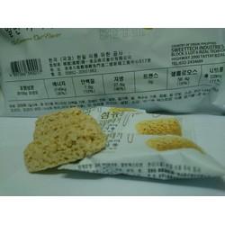 Bánh Yến Mạch Hàn Quốc_Thùng 24 gói