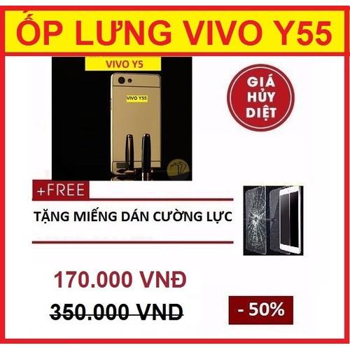 ỐP LƯNG TRÁNG GƯƠNG VIVO Y55