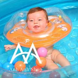 Phao tập bơi nâng cổ cho bé