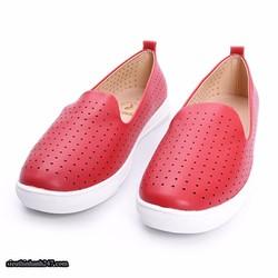 Giày Thể Thao Đục Lỗ Phong Cách Thời Trang