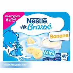 Sữa chua Nestle Ptit Brasse vị chuối