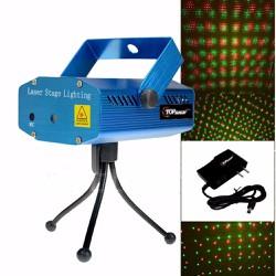 Đèn-Laser Sân Khấu Cảm Ứng Nhảy Theo Nhạc