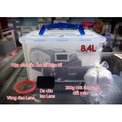 Set Combo hộp chống ẩm Superlock Thailand 8,4L