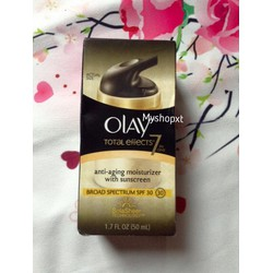 Kem dưỡng da  Olay-Total Effects 7in1 SPF 30