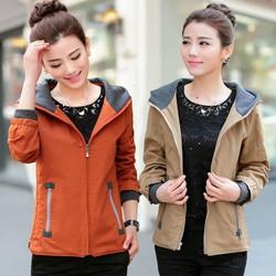 Áo Khoác Nữ kiểu Hàn quốc
