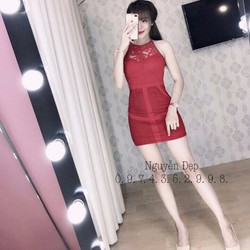 Đầm ôm body hot girl
