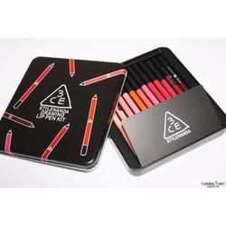 Bộ 12 son bút chì Drawing Lip Pen Kit
