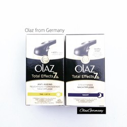 Kem dưỡng da Olaz Total Effect 7in1 set 74ml