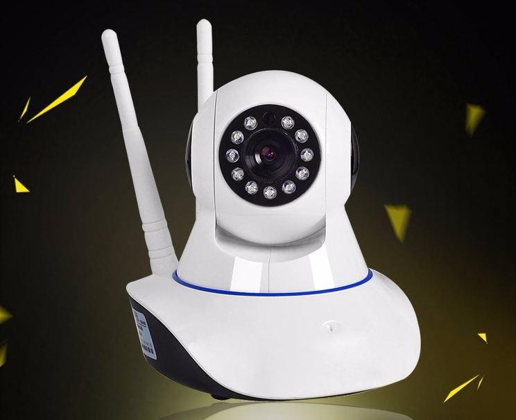Camera Yoosee IP WIFI 2 anten 8