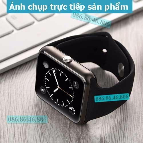 Đồng hồ thông minh Nhật siêu phẩm nghe gọi giải trí 8