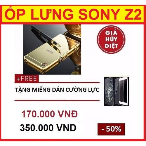 ỐP LƯNG TRÁNG GƯƠNG SONY Z2