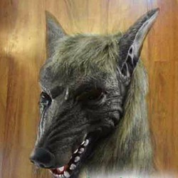 Mặt nạ da sói