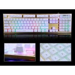 Bàn phím giả cơ chuyên game LIMEME TX30 đế nhôm
