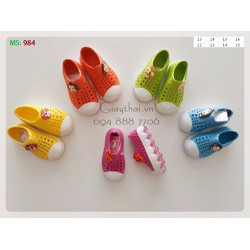 Giày đi mưa sành điệu cho bé - 984
