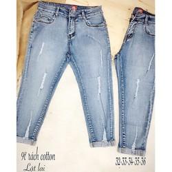 Quần jean nữ size lớn 32-36