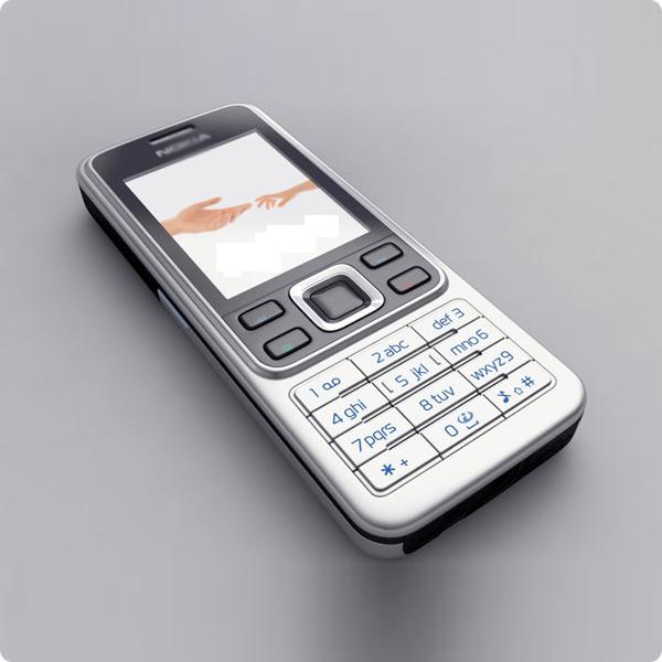 Điện thoại điện thoại N6300 zin