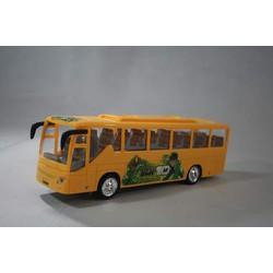xe buýt ben nhạc đèn chạy pin