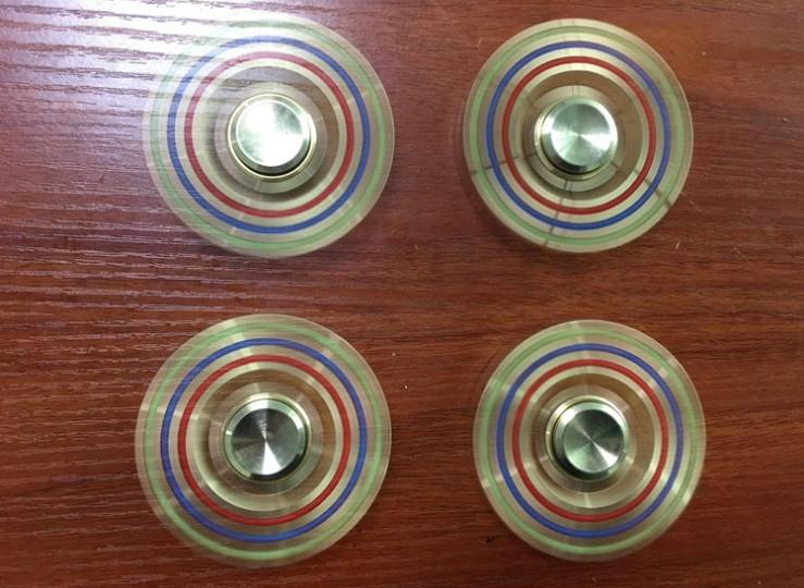 Spinner 6 Cánh Bi Inox 5