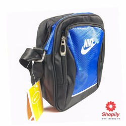 Túi đeo chéo thể thao, ipad mini chất liệu dù