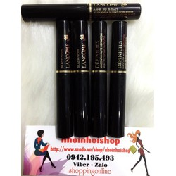 Mascara LC mini  dài mi, tách mi tự nhiên-MP779